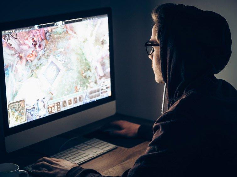 Männer: Verändert Online-Spielsucht das Gehirn?