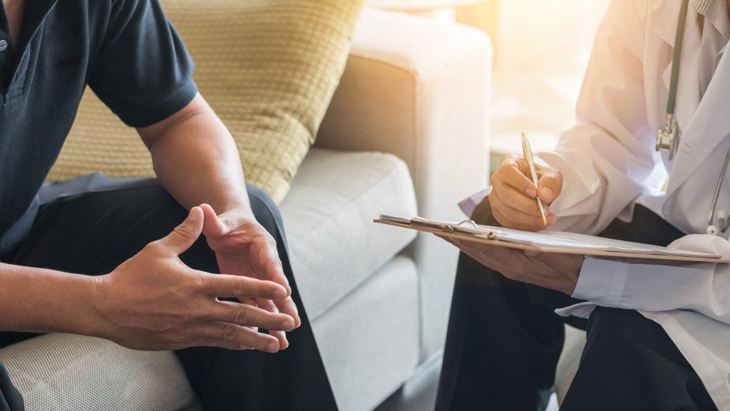Dürfen Psychotherapeuten bald lediglich ausgewählte Patienten therapieren?