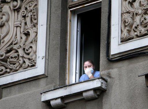 Rumänien-Krankenhaus, sagt der 39 Babys jetzt diagnostiziert superbug