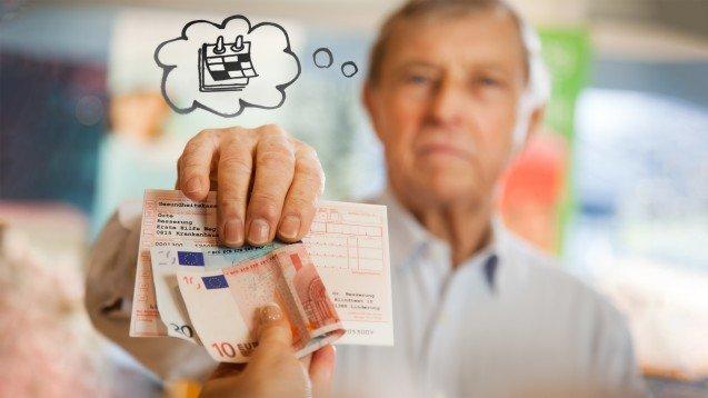 Altes Rezept, neues Jahr: Zuzahlung ja oder nein?