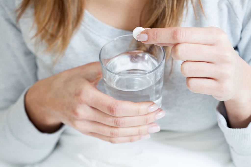 Aspirin steigert massiv das Risiko für innere Blutungen