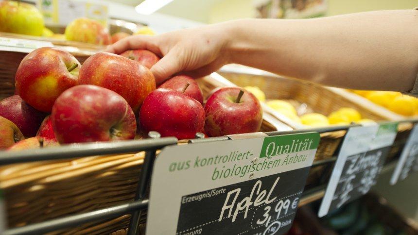 Schützen Bio-Lebensmittel vor Krebs?