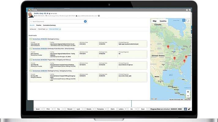 eClinicalWorks Suche zu erleichtern, Arzt, burnout-mit trio von tools zur HIMSS19