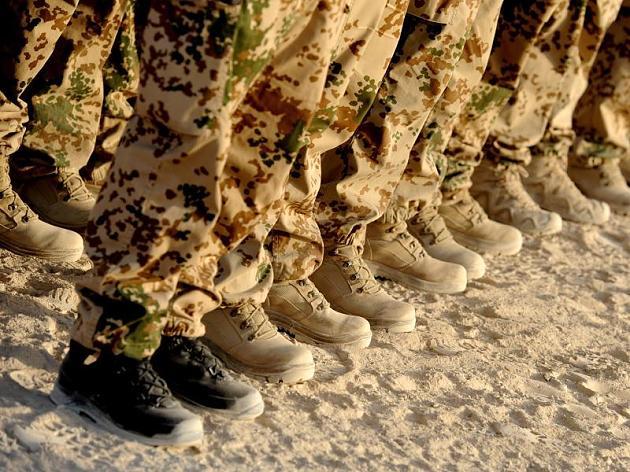 Auch nach Kampfeinsatz in Afghanistan leiden viele Soldaten unter Trauma-Erkrankungen