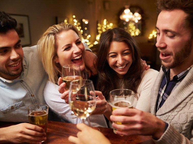 Kommt es bei Alkohol auf die Reihenfolge an?