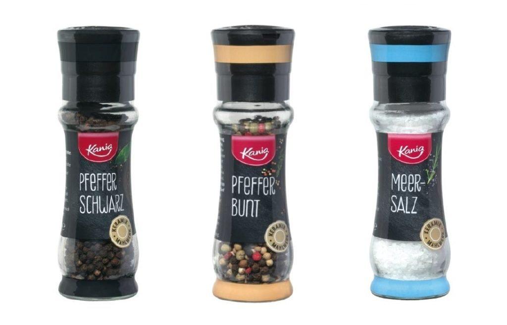 Rückruf bei Lidl wegen Glassplitter – Diese Salz- und Pfeffer-Mühlen sind betroffen