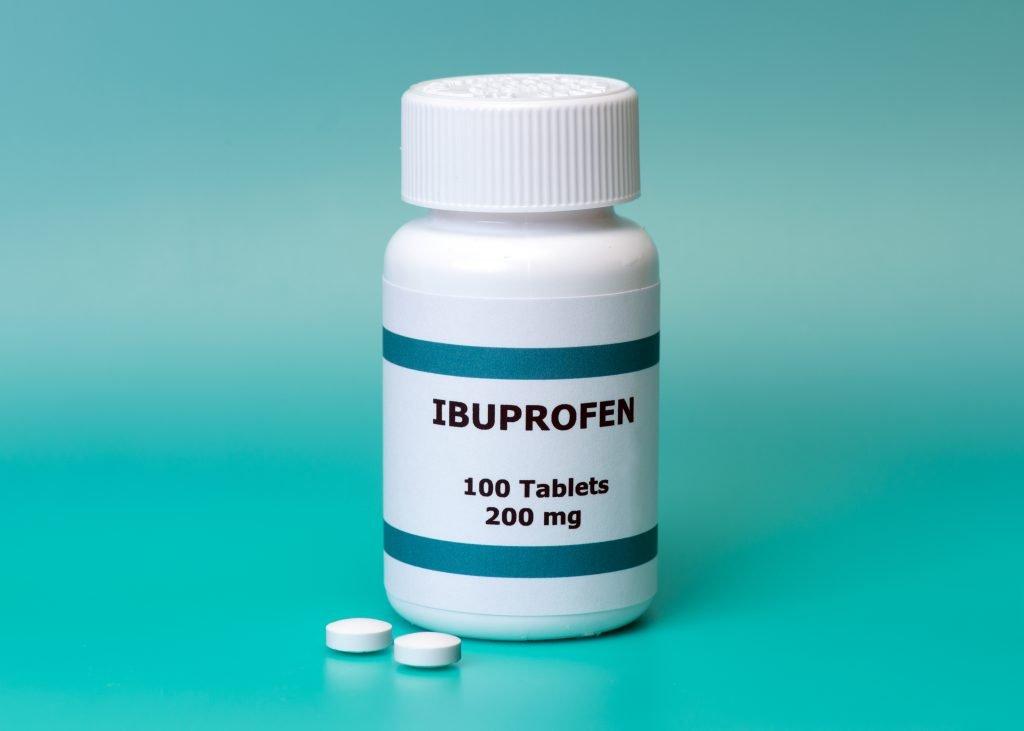 Studie: Neue schädliche Nebenwirkungen von Schmerzmittel Ibuprofen aufgedeckt