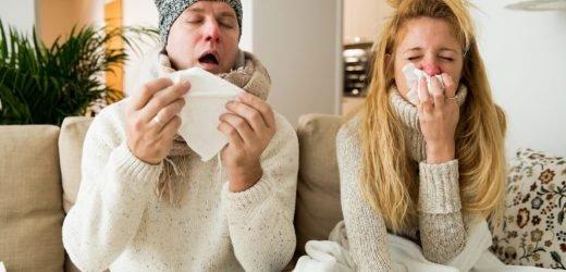 Echte Grippe-Infektion oder doch nur eine Erkältung? Der Unterschied ist wichtig!