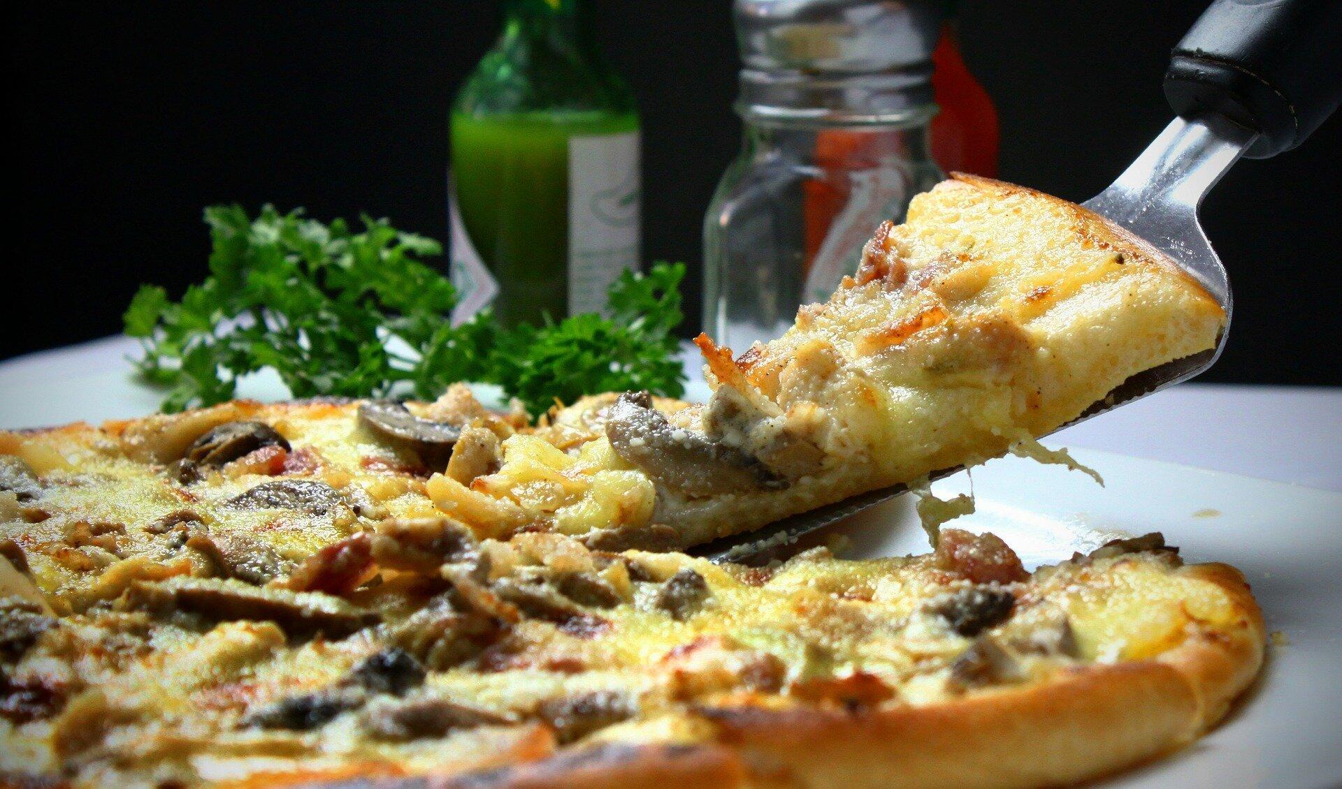 Dein Mund hilft ein Geruch von leckerem Essen