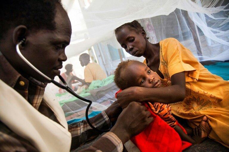 Tuberkulose kann bekämpft werden, indem 2045: Experten