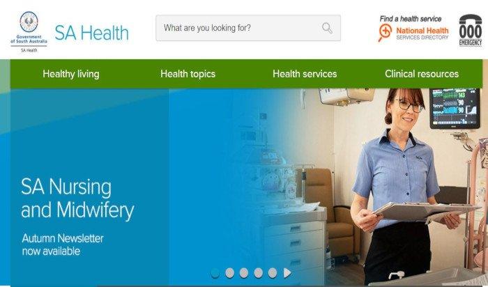 SA Gesundheit führt major upgrades auf die EMR-system folgende rezension