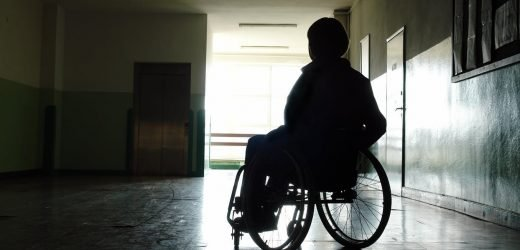 Schließlich, Menschen mit Behinderungen die chance haben, Ihre Geschichten zu erzählen – und geglaubt werden