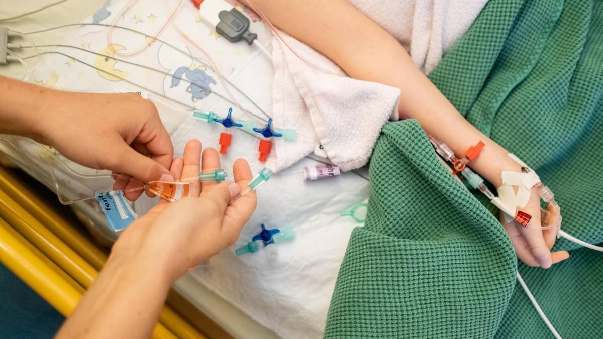 Junge mit Tetanus muss anderthalb Monate auf der Intensivstation behandelt werden