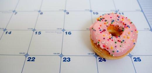 Auf der keto-Diät? Graben Sie das cheat-Tag, sagt Studie