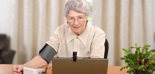 Intermountain zu Hause sieht die Grenzen der tech-fähigen virtuellen Betreuung