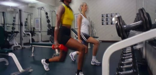 Der Schlüssel zum perfekten Ausfallschritte und Kniebeugen