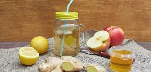Entspanntes Abnehmen mit Hilfe des gesunden Apfelessig-Diät-Mix