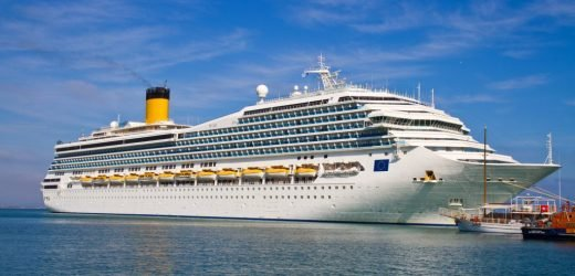 Scientology-Kreuzfahrschifft wegen Masern-Ausbruch unter Quarantäne