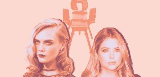 Diese Sex-Sitzbank, Cara Delevingne und Ashley Benson Gekauft, Könnte Ihr Leben Verändern