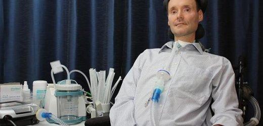 Zwei ALS-Patienten erzählen: So leben wir mit der unheilbaren Krankheit