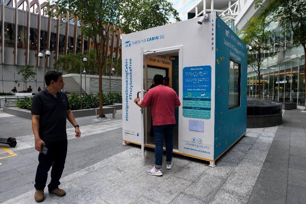 Smokin' Hütte: Singapur-Lösung-Zigarette Kugelfische