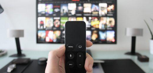 Herz-Risiko erhöht durch sitzen vor dem Fernseher, nicht durch das sitzen bei der Arbeit, findet Studie