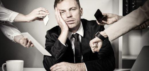 Stress: Wie gestresst sind wir? Dieser neue Selbsttest liefert konkrete Resultate