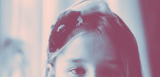 Ein 8-jähriges Mädchen, die Vertraglich eine Tödliche Krankheit, die durch das Spielen Mit Ihrem Haustier-Ratten