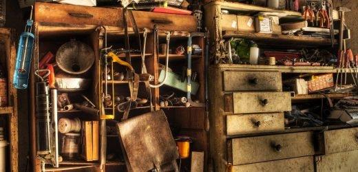 Erinnerungen in form von 'Barriere', um das loslassen von Objekten für Menschen, die Horten
