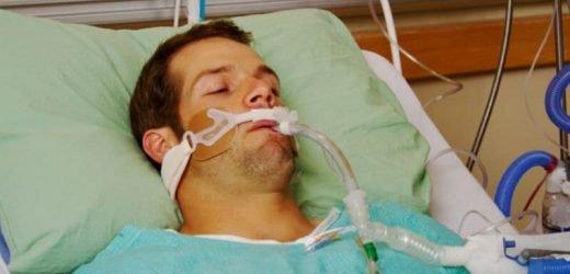 Druck Verletzungen zum Zeitpunkt der Aufnahme in die intensivpflegestation gebunden, um längere Aufenthalte