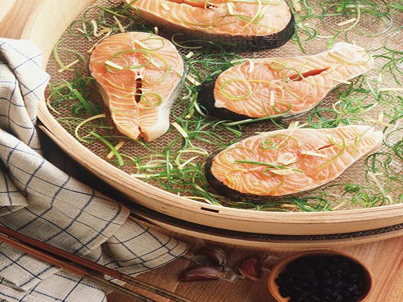 Meeresfrüchte bietet einen wichtigen Nährstoff für werdende Mütter und Babys