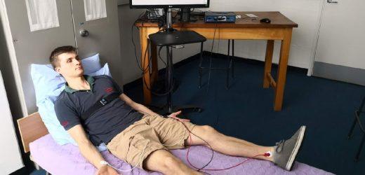 Kardio-respiratorische Synchronisation darstellen können ein neues Maß an Gesundheit und fitness