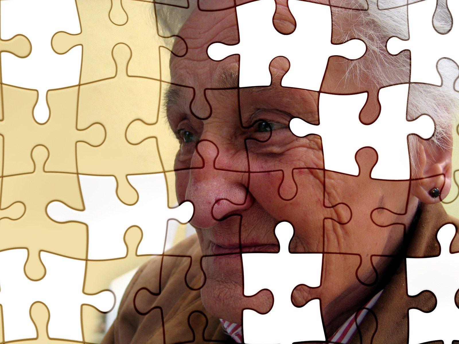 Gesunder lebensstil kann die Aufrechnung genetischen Risiko für Demenz