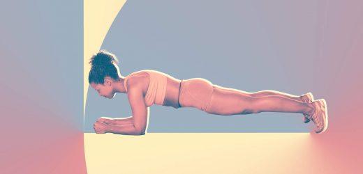 Diese 30-Tage-Bodyweight-Challenge Wird Ton und Ziehen Sie Ihren Gesamten Körper