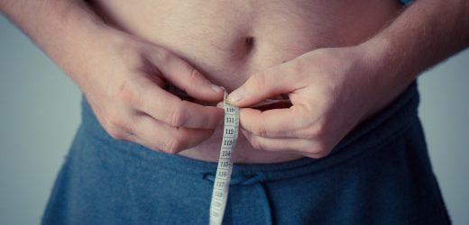 Übergewichtige Menschen als Raucher zwei zu eins