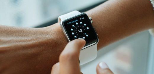 Studie Augen Rolle des smarten Apple-Geräte zu identifizieren, die frühzeitig AD