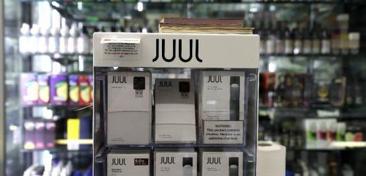 UNS Sondieren Juul ist trügerisch social-media-marketing: Bericht