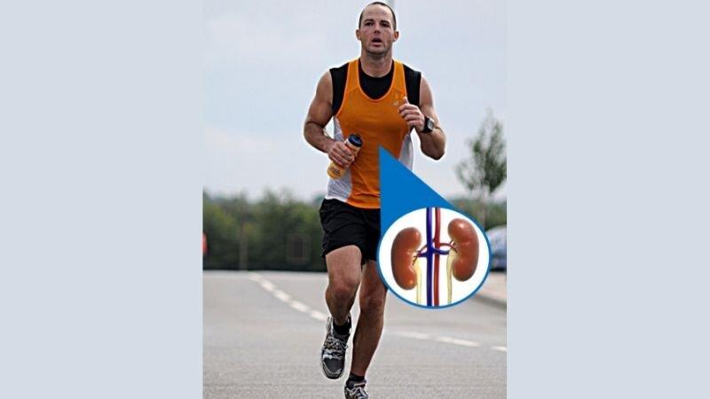 Marathonläufer, nehmen Sie Ihre Marken… und Flüssigkeit und Salz!
