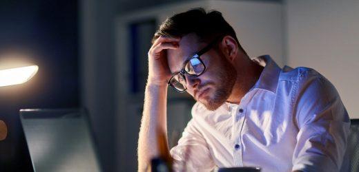 Neuseeland Arbeitsplatz Studie zeigt, mehr als ein Viertel der Mitarbeiter, die sich deprimiert fühlen viel von der Zeit