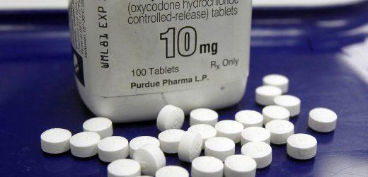 Opioid-Siedlung einteilen würde Geld basierend auf lokalen Auswirkungen