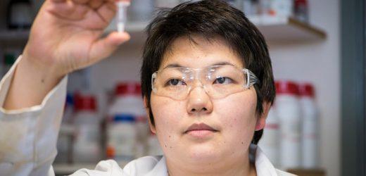 Thermisch stabile TB-Impfstoff näher an der Realität, Dank der mikroskopischen silica-Käfige