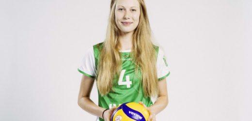 Doreen Luther – Von der Apotheke in die Volleyball-Bundesliga