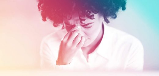 Sinus-Infektionen Können Viel Länger Dauern, Als Sie Vielleicht Denken