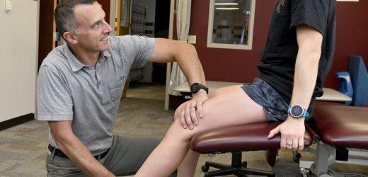 UM physikalische Therapie professor Autoren der neuen Leitlinie zur Behandlung von runner ' s Knie