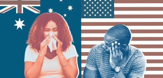 Australien Hatte Gerade Eine der Schlimmsten Grippe-Saisons auf dem neuesten Stand—und Die USA Könnten der Nächste Sein