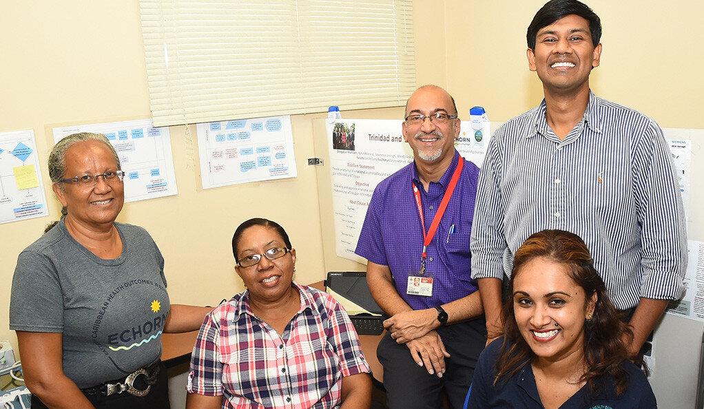Studie untersucht, warum der Karibik Erwachsene haben höhere raten Hypertonie