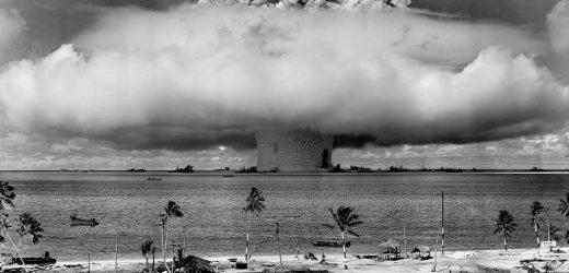 Atom bomb tests verwendet, um das Alter das Immunsystem