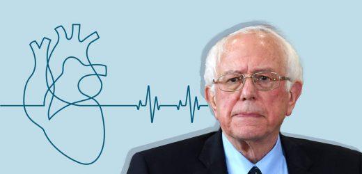 Bernie Sanders Ist Mit Herzbeschwerden: Was Sie Wissen Müssen, um Seine Gesundheit zu Erschrecken