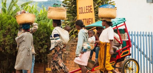Madagaskar-Studie: Wie Sie eine einfache Schwangerschaft test das Leben verändern kann