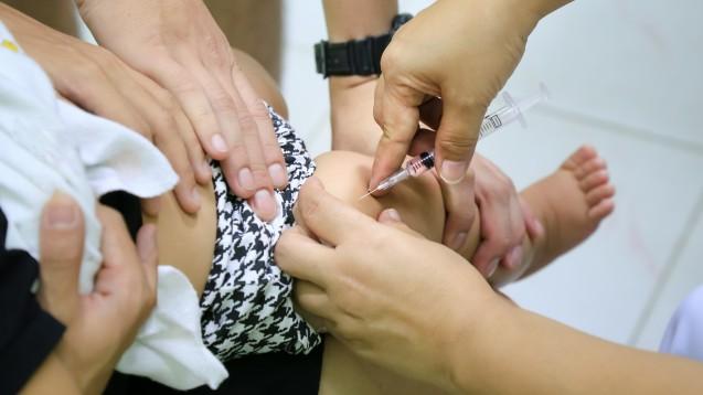 Masernimpfung schützt auch vor anderen Infektionen